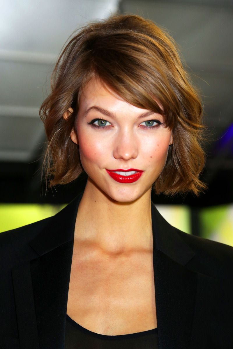 The Anti Model Bob: Karlie Kloss, 2013 In 2018   Tips And Tricks With Karlie Kloss Short Haircuts (View 4 of 25)