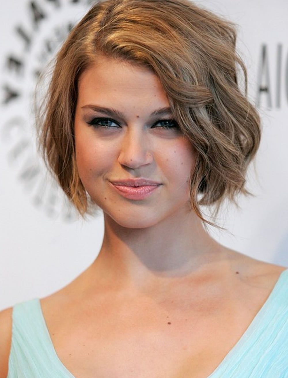 The Best 30 Short Bob Haircuts – 2018 Short Hairstyles For Women Within Short Haircuts For Women With Oval Faces (View 20 of 25)