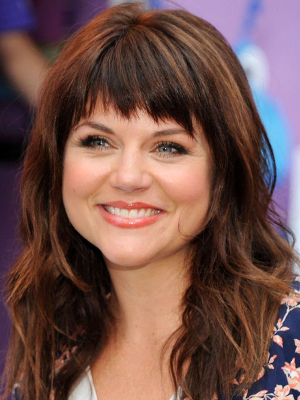 The Best (And Worst) Bangs For Pear Shaped Faces   Bangs   Pinterest In Short Hairstyles For Pear Shaped Faces (View 22 of 25)