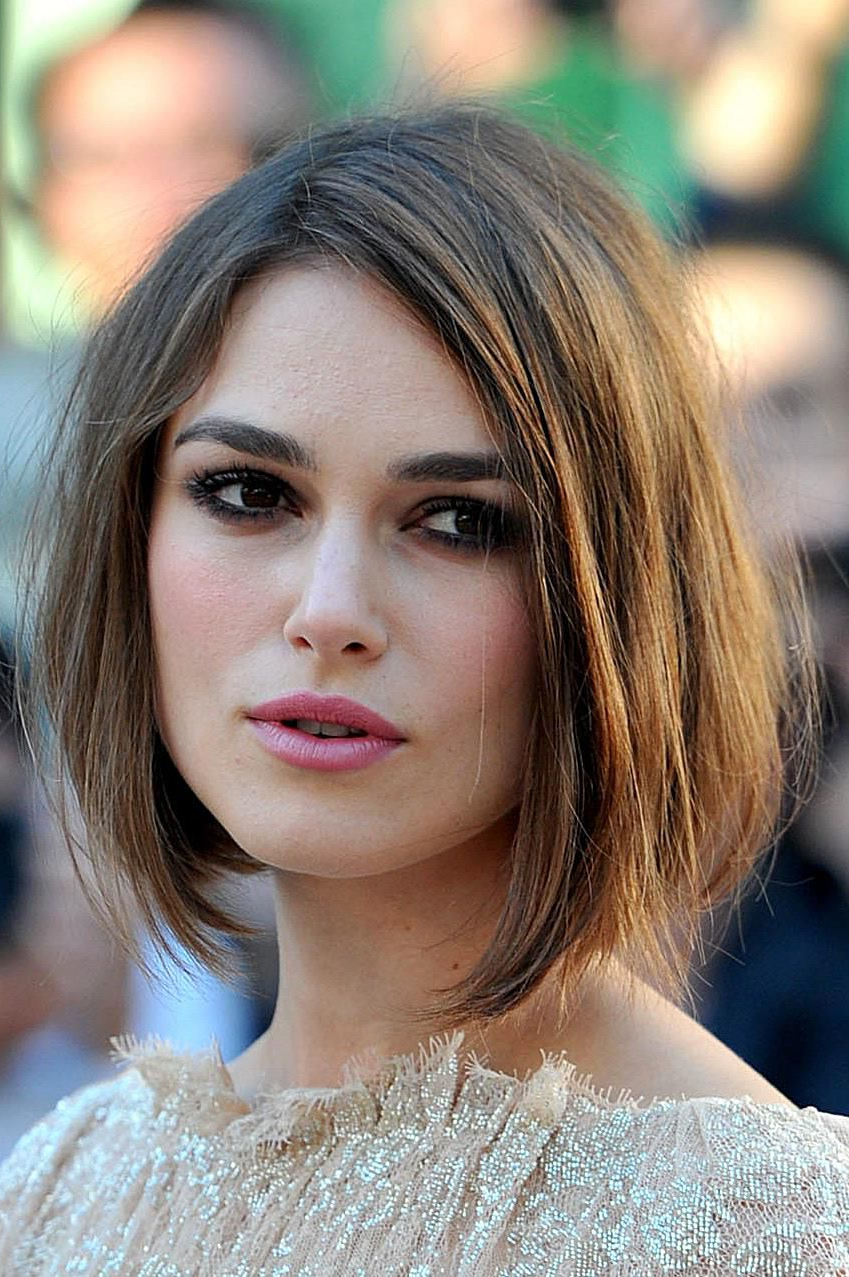 The Best, And Worst, Hairstyles For Square Shaped Faces Inside Short Haircuts For Square Jawline (View 21 of 25)