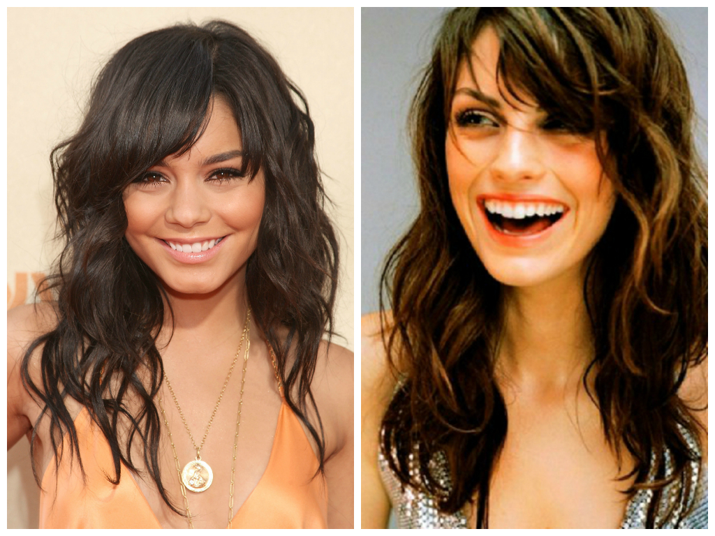 The Best Bang Hairstyles For Oval Face Shapes – Women Hairstyles Pertaining To Oval Face Shape Short Haircuts (View 16 of 25)