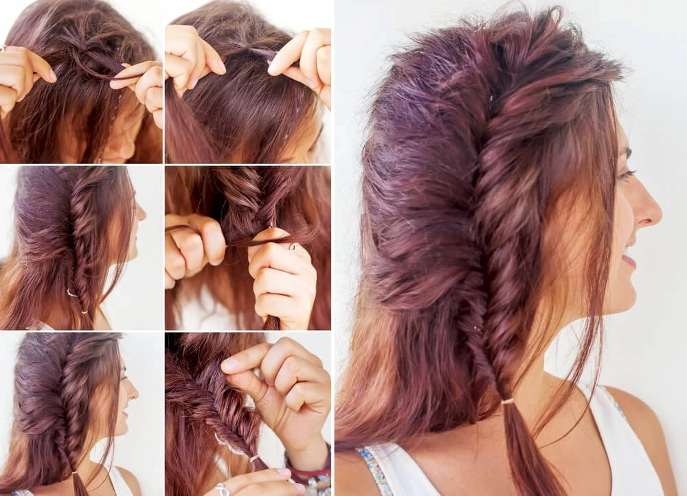 The Best Beach Hairstyles For Frizzy Hair – Herstyler Regarding Beach Friendly Braided Ponytails (View 24 of 25)