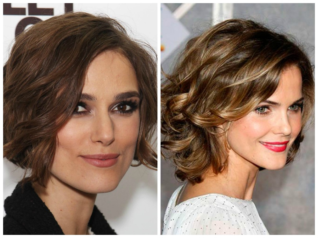 The Best Bob For Your Face Shape – Hair World Magazine With Regard To Curly Short Hairstyles For Oval Faces (View 23 of 25)