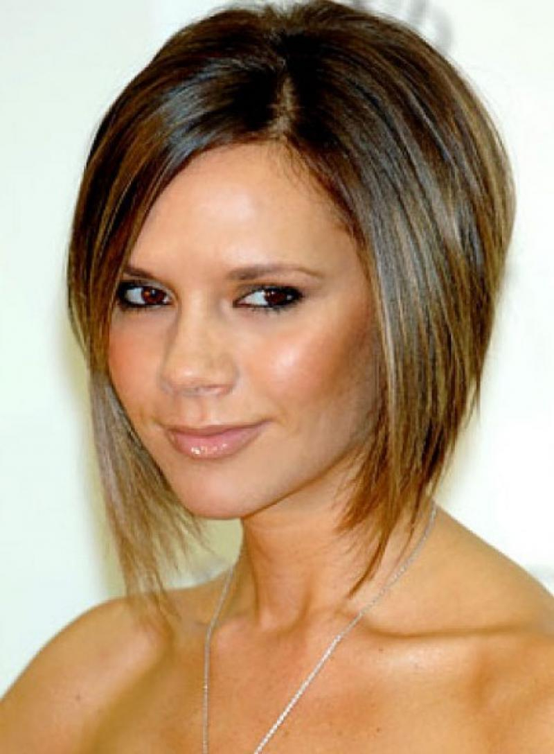 The Best Celebrity Short Hairstyles – Viewkick Throughout Posh Spice Short Hairstyles (View 16 of 25)