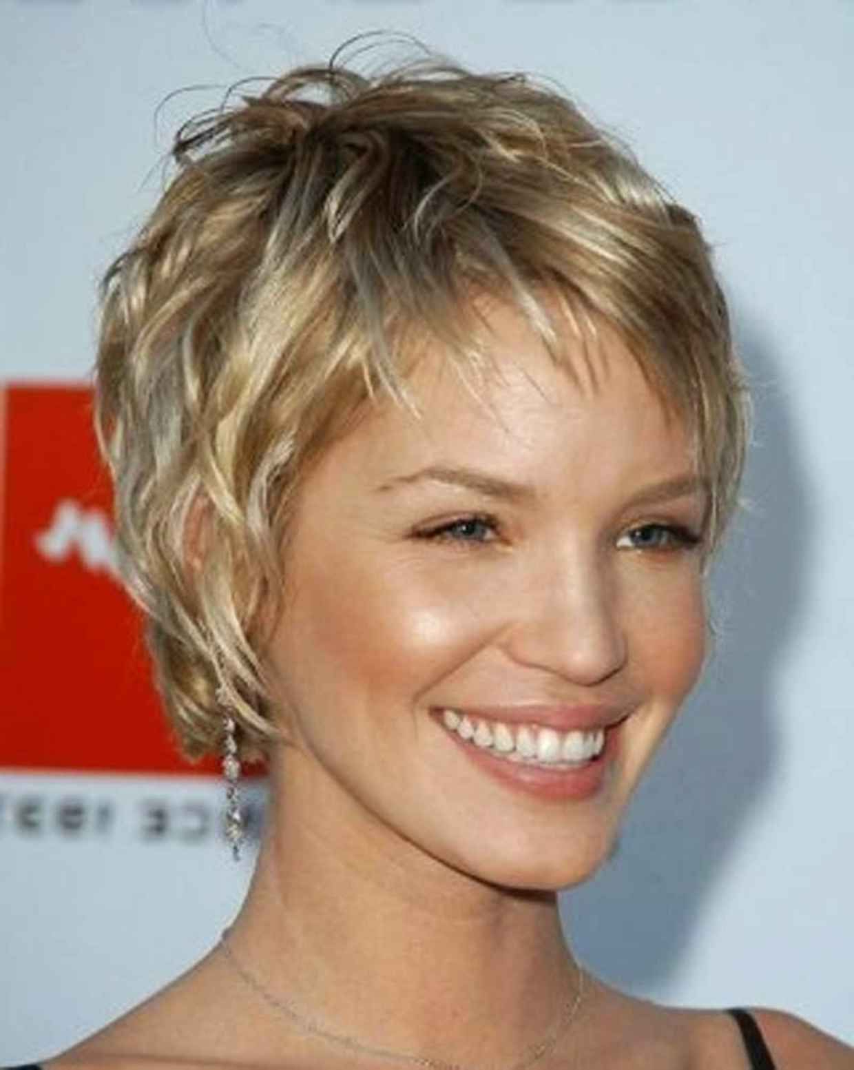 The Best Cuts For Fine, Curly Hair And A High Forehead | Hair Pertaining To Short Haircuts For Thin Curly Hair (View 6 of 25)
