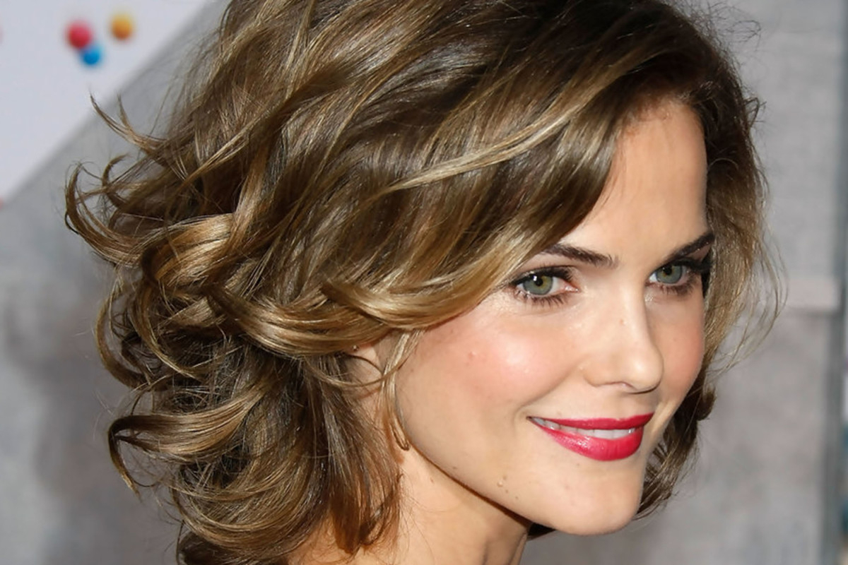 The Best Cuts For Fine, Frizzy, Wavy Hair – The Skincare Edit Within Short Hairstyles For Fine Curly Hair (View 11 of 25)