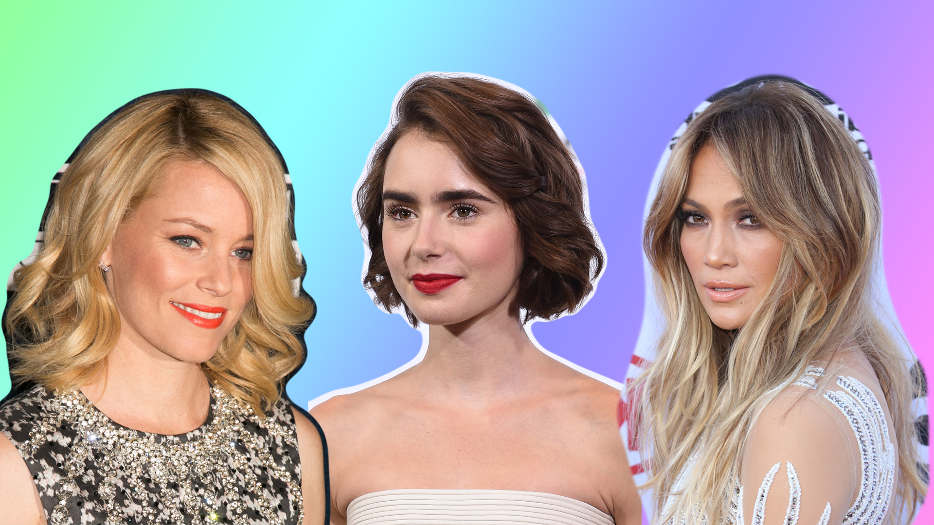The Best Haircuts For Thick Hair—Ever | Stylecaster With Wavy Sassy Bob Hairstyles (View 22 of 25)