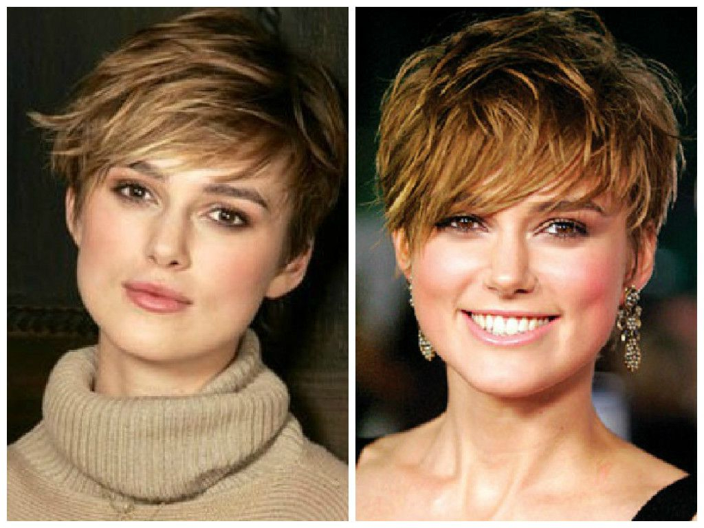 Featured Photo of Short Hairstyles For High Cheekbones