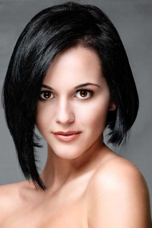 The Best Hairstyles For Short Thick Hair – Hair World Magazine Throughout Asymmetrical Haircuts For Thick Hair (View 20 of 25)