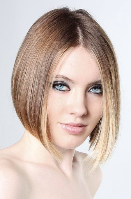 The Best Hairstyles For Women With Thin Hair – The Trend Spotter In Choppy Tousled Bob Haircuts For Fine Hair (View 15 of 25)