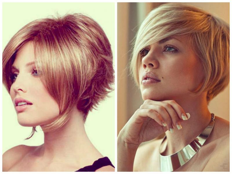 The Best Inverted Bob Hairstyles For A Short And Medium Hair – Viewkick In Short Tapered Bob Hairstyles With Long Bangs (View 16 of 25)