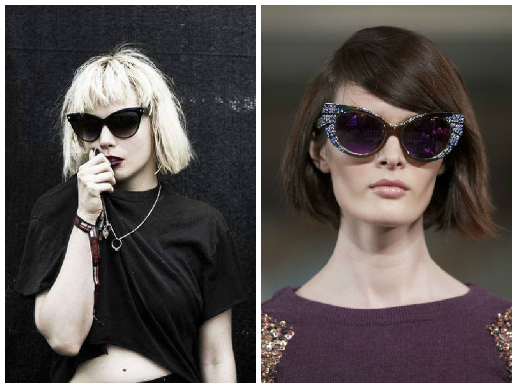 The Best Short Hairstyles To Wear With Glasses – Hair World Magazine Within Short Haircuts With Bangs And Glasses (View 10 of 25)