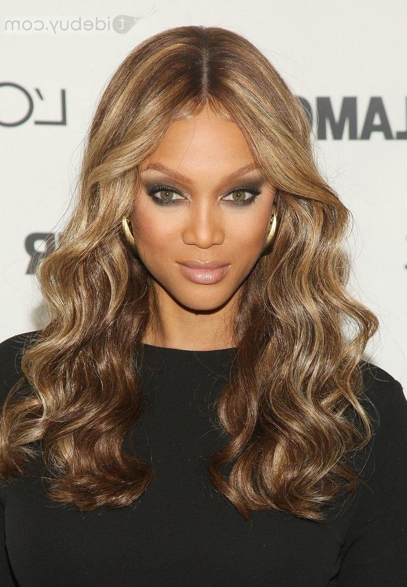 The Best Tyra Banks Hairstyles – Hair World Magazine For Tyra Banks Short Hairstyles (View 15 of 25)