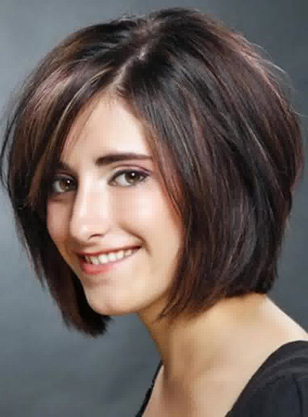 The Creation Of Short Hairstyles For Square Faces: Very Short Pertaining To Short Haircuts For Square Face (View 6 of 25)