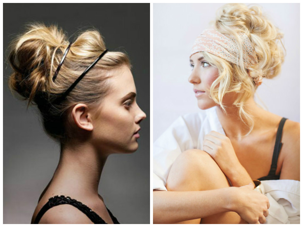 The Cutest Hairstyles With Headbands – Hair World Magazine Throughout Short Haircuts With Headbands (View 14 of 25)