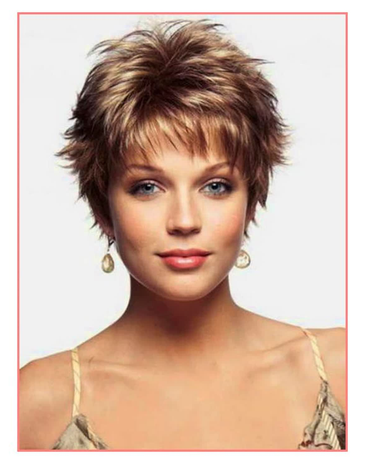 The Haircuts Short Hairstyles For Asian Women Over 40    Pixies With Regard To Short Funky Hairstyles For Over  (View 19 of 25)