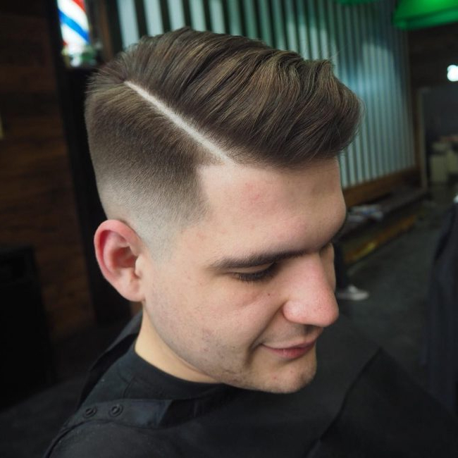 The Hard Part Haircut Ideas 2017   Gentlemen Hairstyles With Regard To Short Haircuts With Side Part (View 13 of 25)