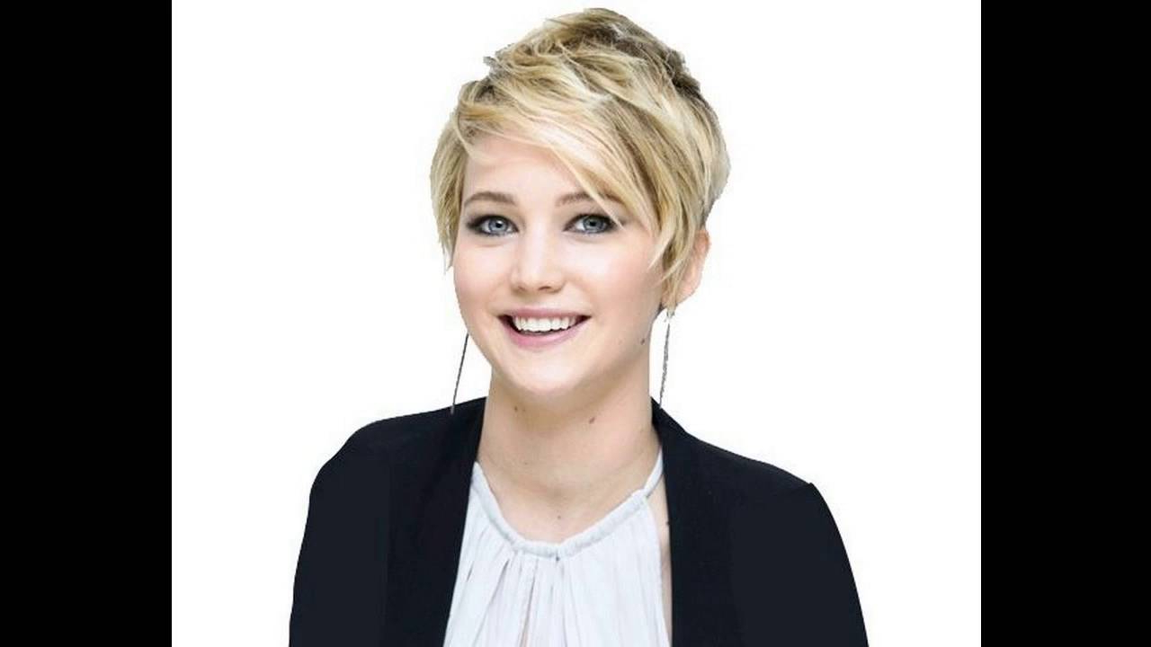 The Modern Pixie Gives Sexy And Cute Look For Short Hair – Youtube Intended For Cute Sexy Short Haircuts (View 6 of 25)