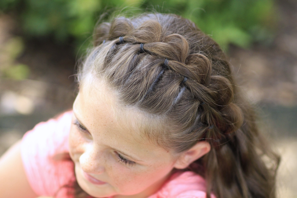 The Split Headband | Hairstyles For Short Hair | Cute Girls Hairstyles For Cute Short Hairstyles With Headbands (View 14 of 25)