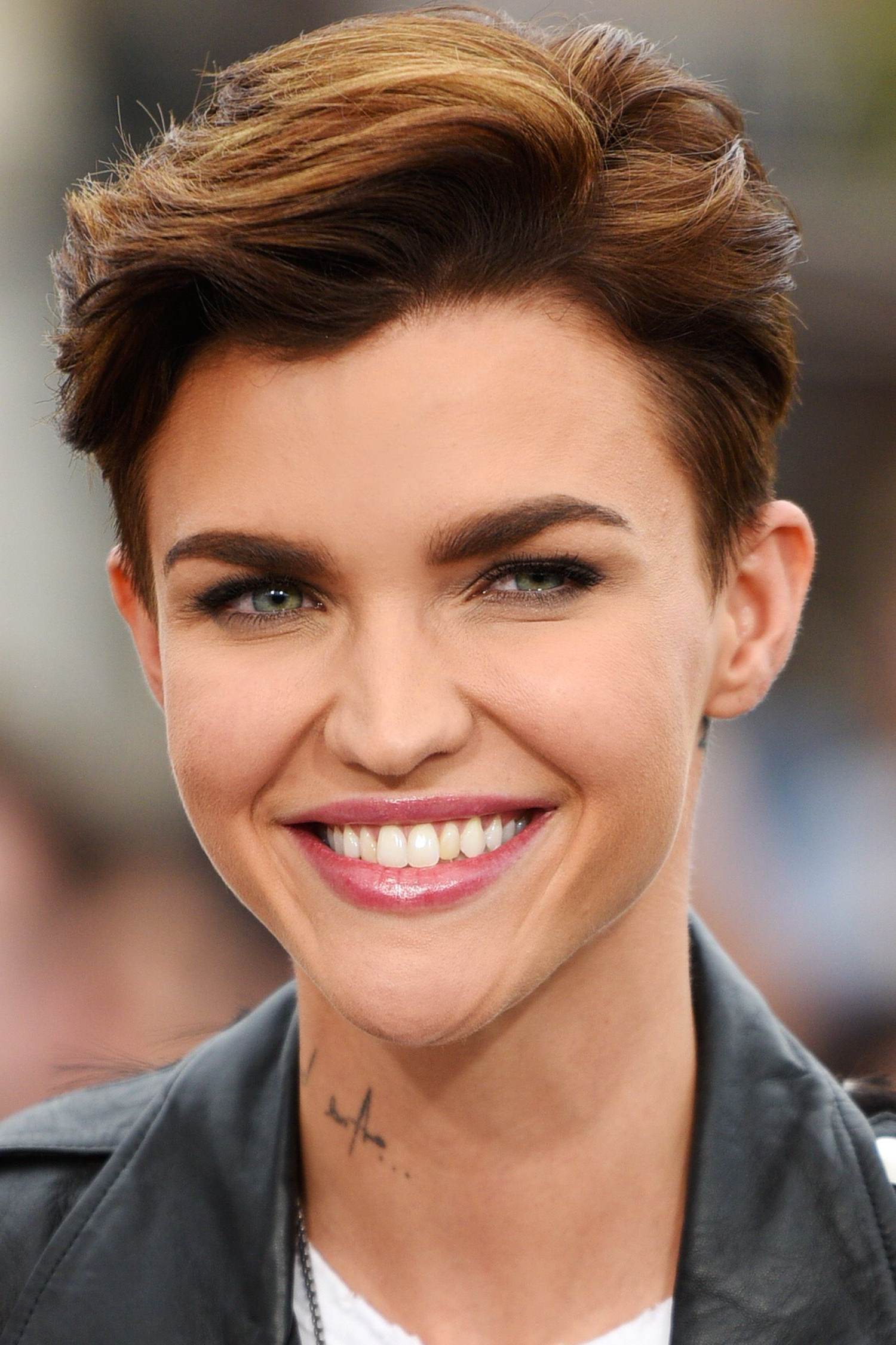 The Top Pixie Haircuts Of All Time | Pixie Haircuts | Pinterest Intended For Ruby Rose Short Hairstyles (View 4 of 25)