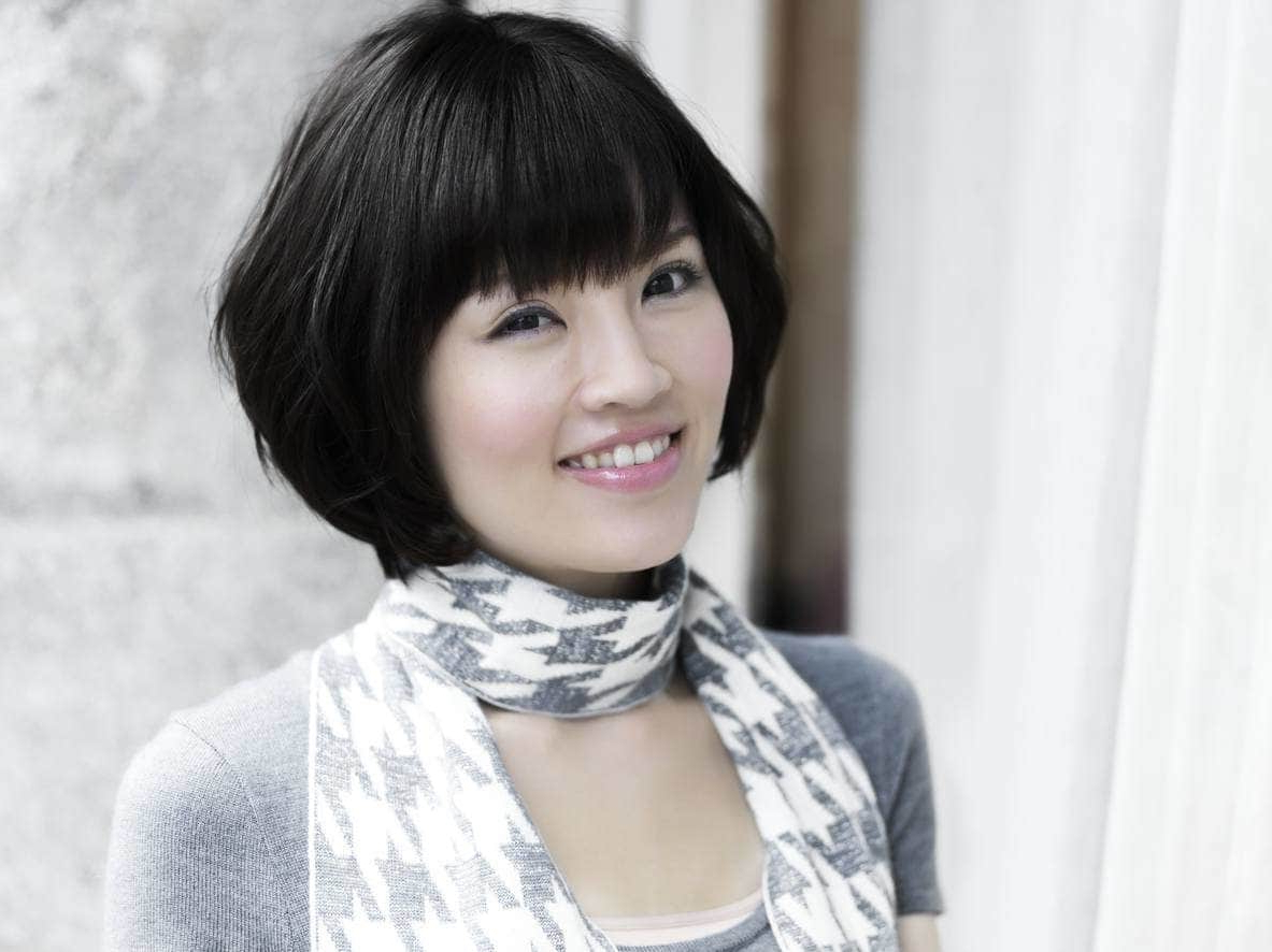 The Trendiest Korean Short Hairstyles To Get In On Throughout Korean Short Bob Hairstyles (View 2 of 25)