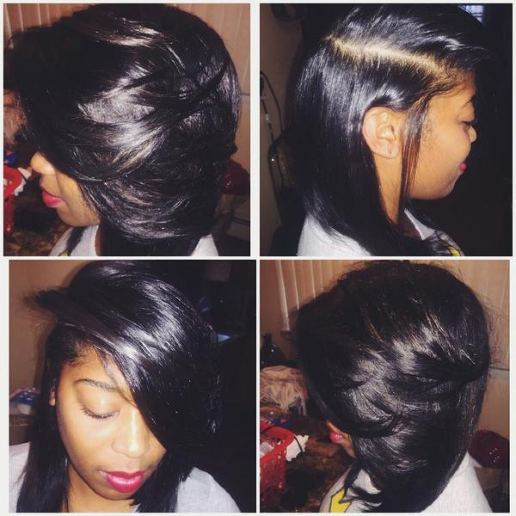 The Truth About Black Layered Bob Hairstyles Is About To Be Revealed In Black Short Layered Hairstyles (View 8 of 25)