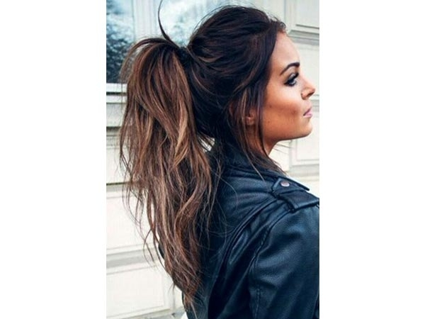 These Ponytail Hairstyles Will Give You That Chic Look – Boldsky In Pumped Up Side Pony Hairstyles (View 18 of 25)