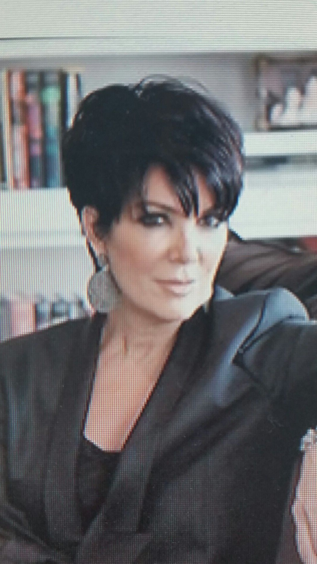 This Is The Look | Hair | Pinterest | Hair Cuts, Short Hair Styles Throughout Short Haircuts Kris Jenner (View 19 of 25)