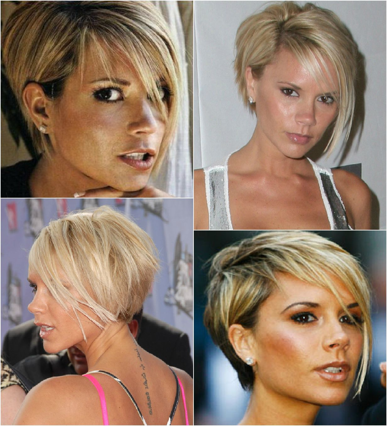 Featured Photo of Posh Spice Short Hairstyles
