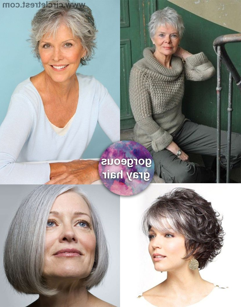 Timeless Short Hairstyles For Women Over 50   Over 50's Hair Styles Pertaining To Short Hairstyles For The Over 50S (View 11 of 25)