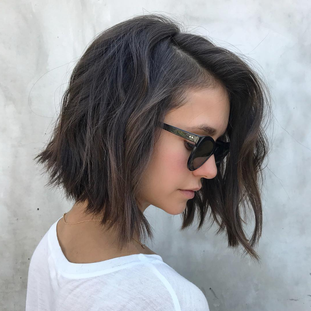 Top 10 Low Maintenance Short Bob Cuts For Thick Hair, Short Inside Low Maintenance Short Haircuts For Thick Hair (View 25 of 25)