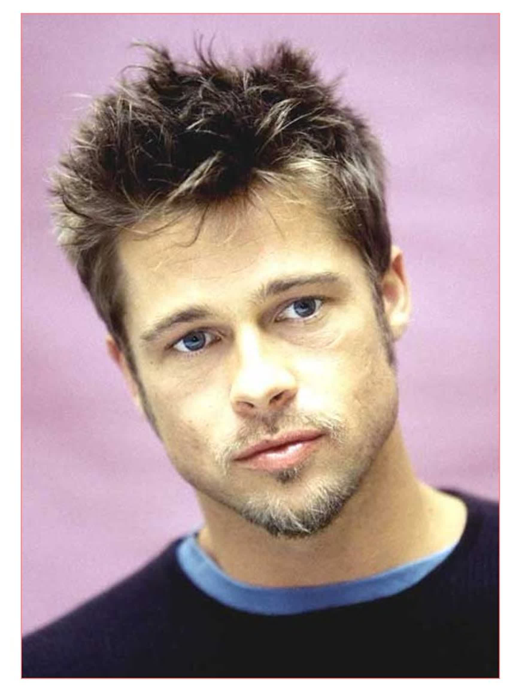 Top 18 Matchless Mens Short Straight Hairstyles Messy Fine Hair Regarding Short Straight Hairstyles For Men (View 8 of 25)