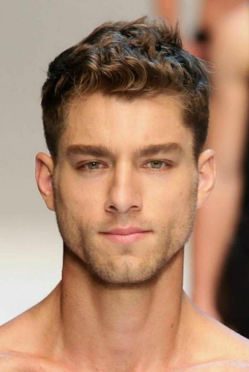 Top 5 Short Haircuts For Square Face Shape   High Styley Within Short Haircuts For Square Jawline (View 25 of 25)