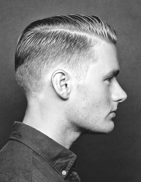 Top 50 Best Short Haircuts For Men – Frame Your Jawline For Short Haircuts With Side Part (View 6 of 25)