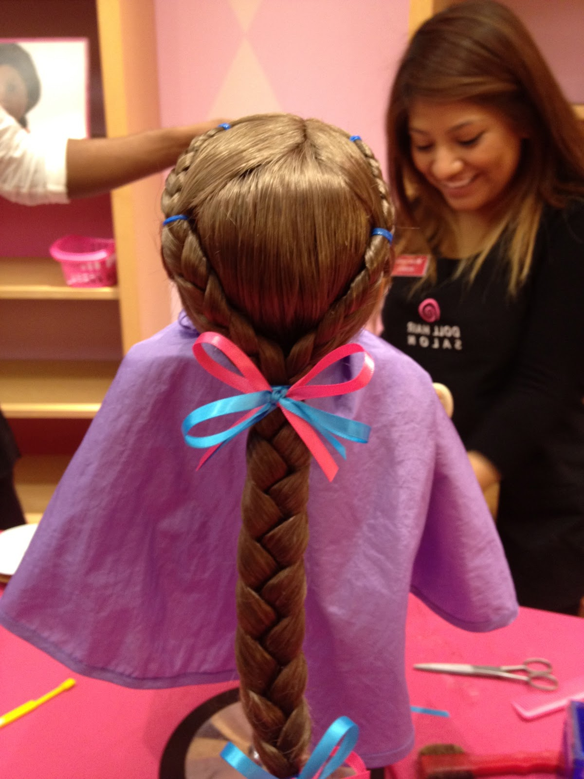 Top Graphic Of American Girl Doll Hairstyles   Natural Modern Hairstyles In Hairstyles For American Girl Dolls With Short Hair (View 11 of 25)