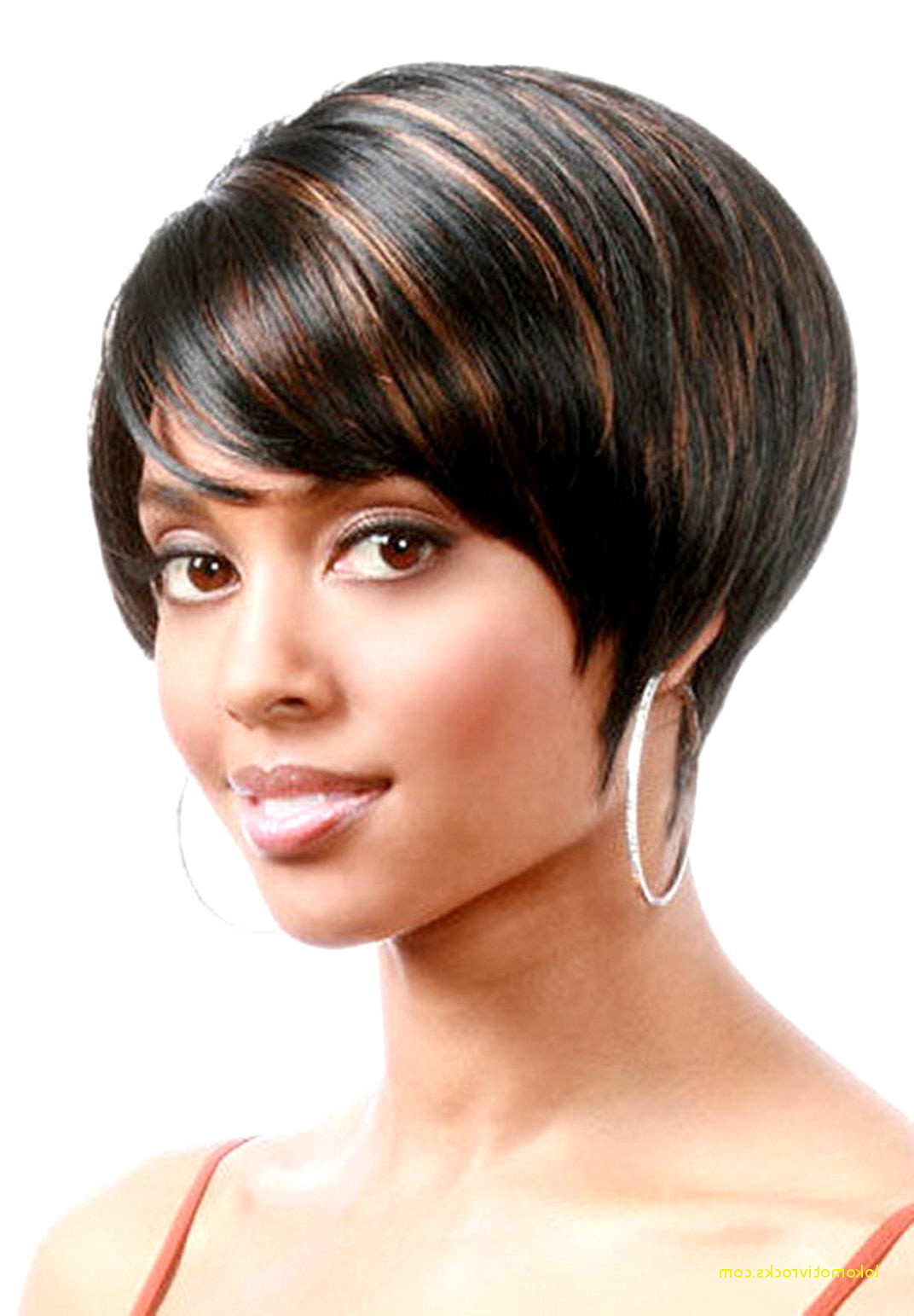 Top Result 50 Beautiful Short Bob Hairstyles For Black Women Photos Pertaining To Cute Short Hairstyles For Black Women (View 25 of 25)