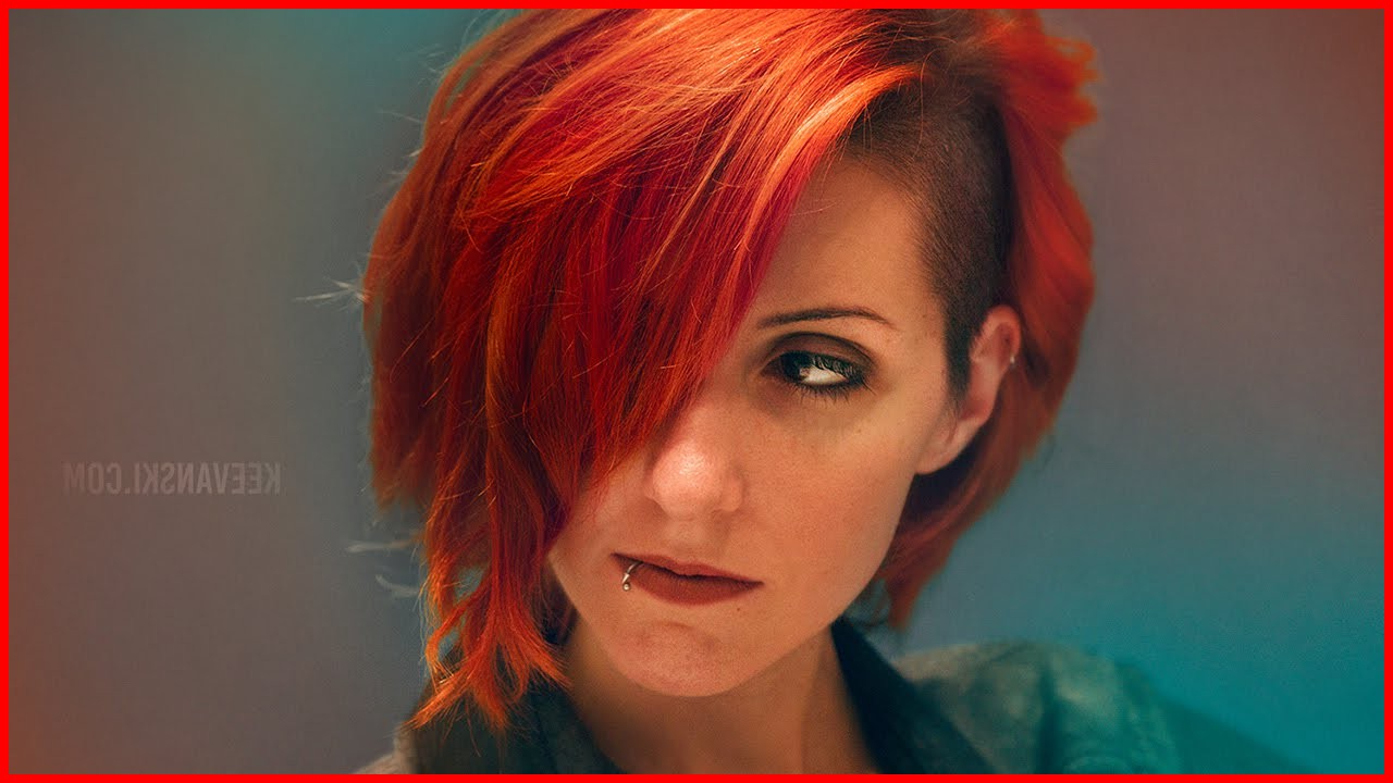 Top Short Side Cut Hairstyles Gallery Of Short Hairstyles Tricks With Regard To Red Short Hairstyles (View 25 of 25)