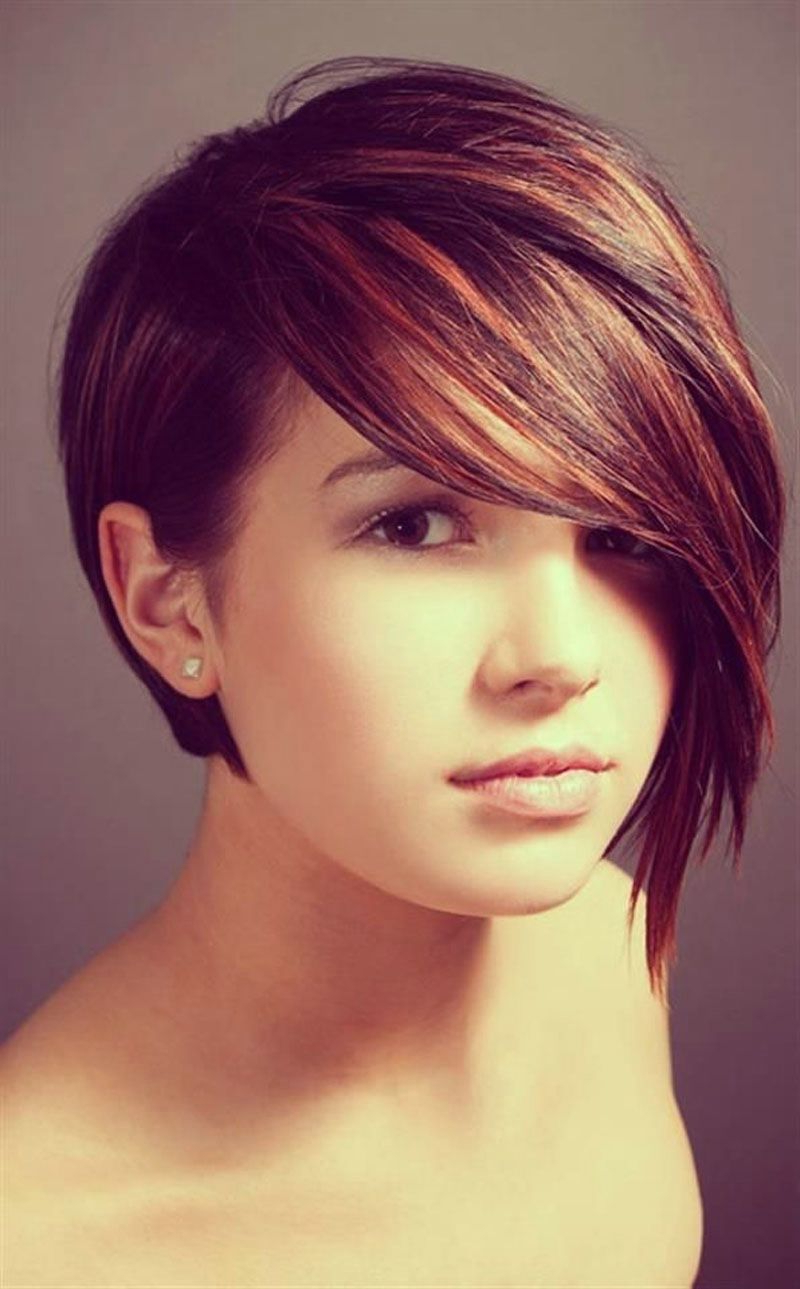 Top Teenage Girl Haircuts Stylish Hairstyles And Short Hairstyles Inside Short Hair Cuts For Teenage Girls (View 2 of 25)