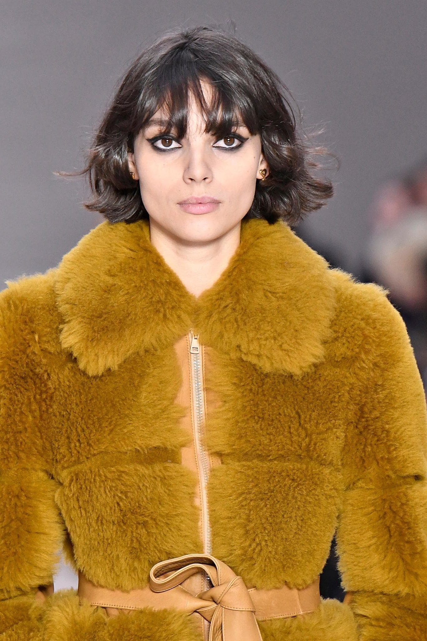 Tousled Short Hair: Get The Runway Look On Any Hair Type Regarding Tousled Short Hairstyles (View 19 of 25)