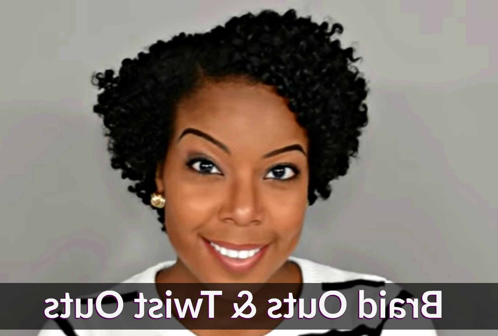 Transitioning Hairstyles For Short Hair For Natural Hair Newbies! Within Short Haircuts For Transitioning Hair (View 22 of 25)