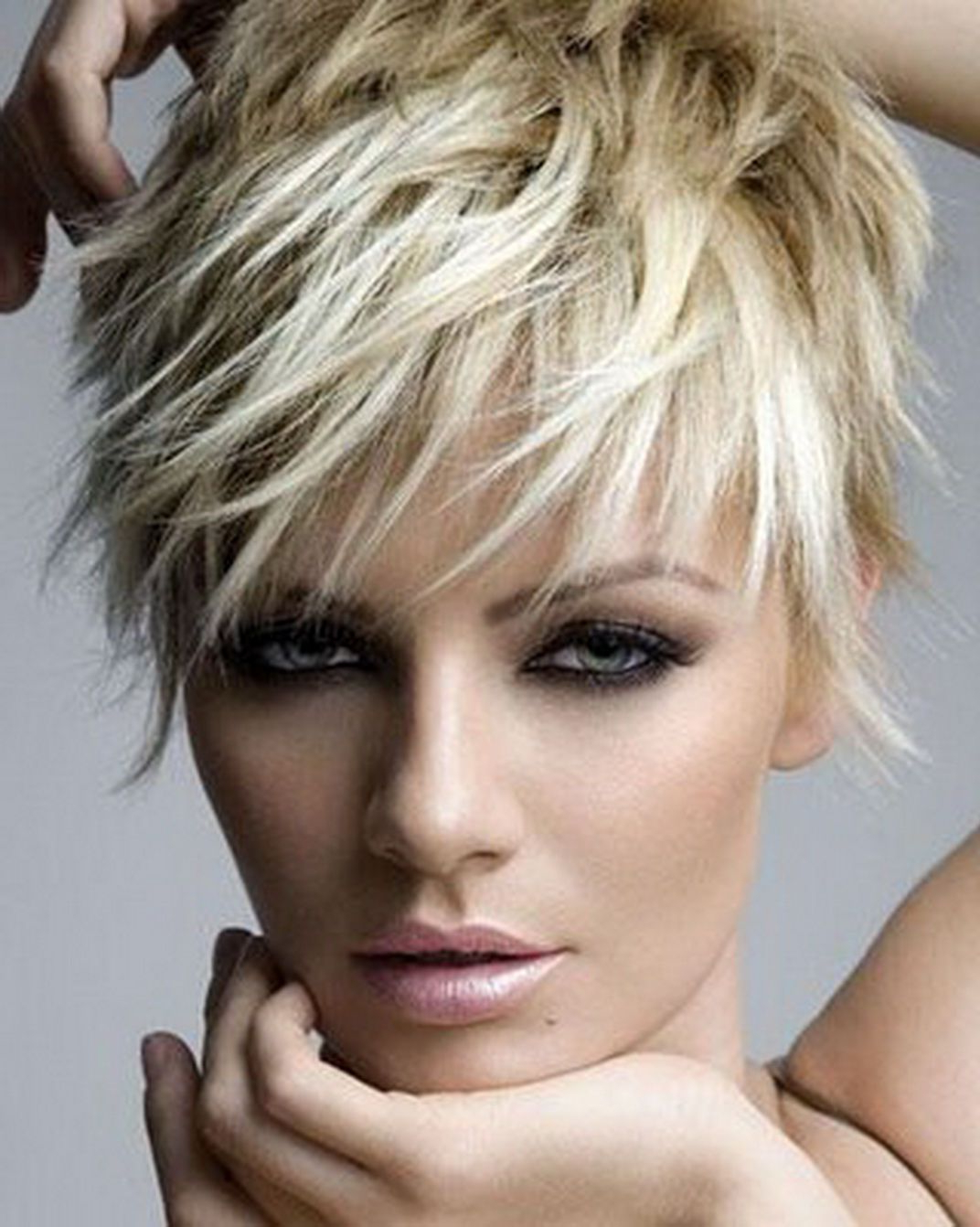 Trendy Short Hair Trends Edgy Haircuts For Wavy Hair Pictures With Regard To Trendy Short Haircuts (View 7 of 25)
