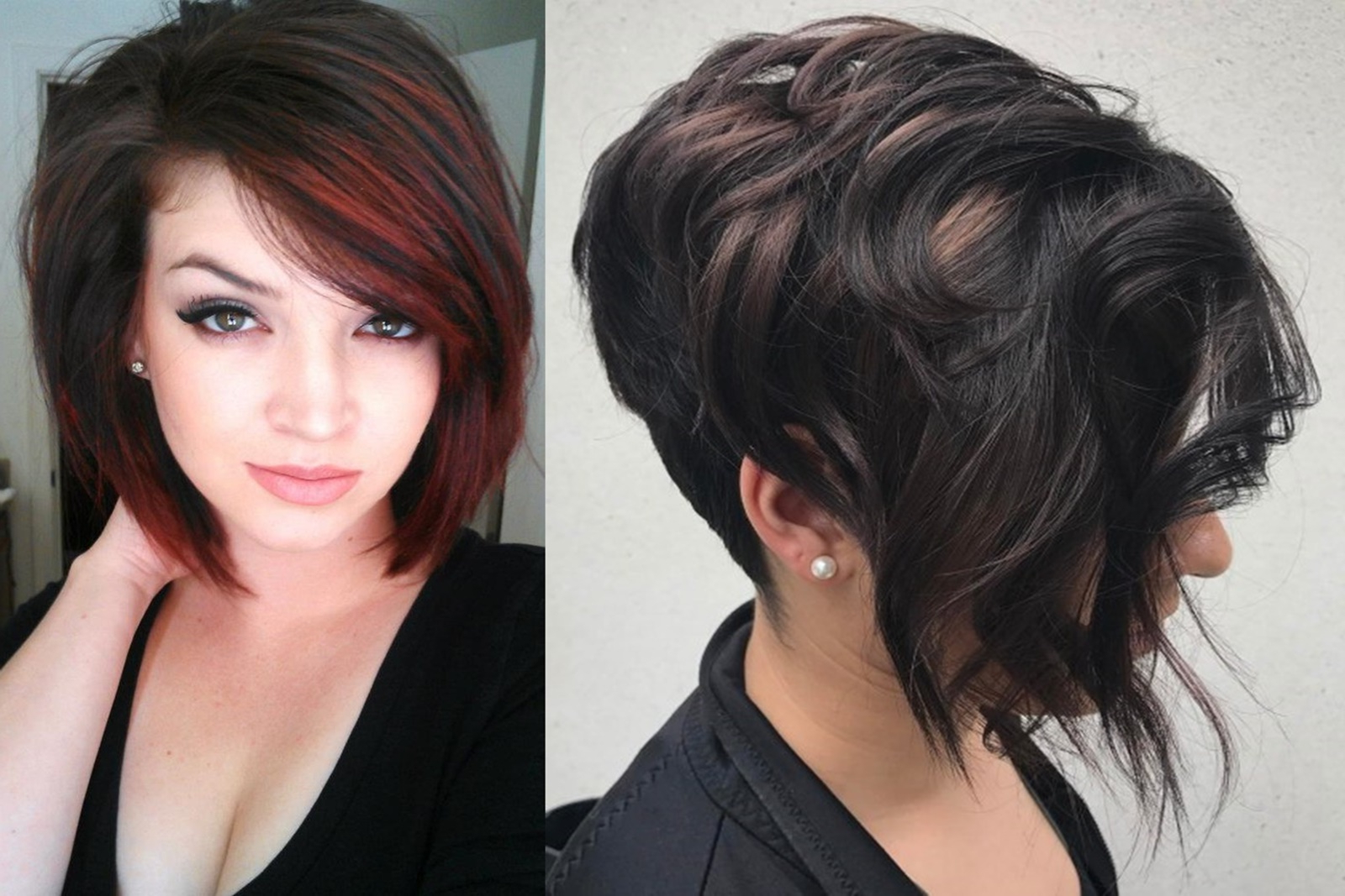Trendy Short Haircuts For Fine Hair | Hairstyles & Hair Color For For Trendy Short Hairstyles For Thin Hair (View 3 of 25)