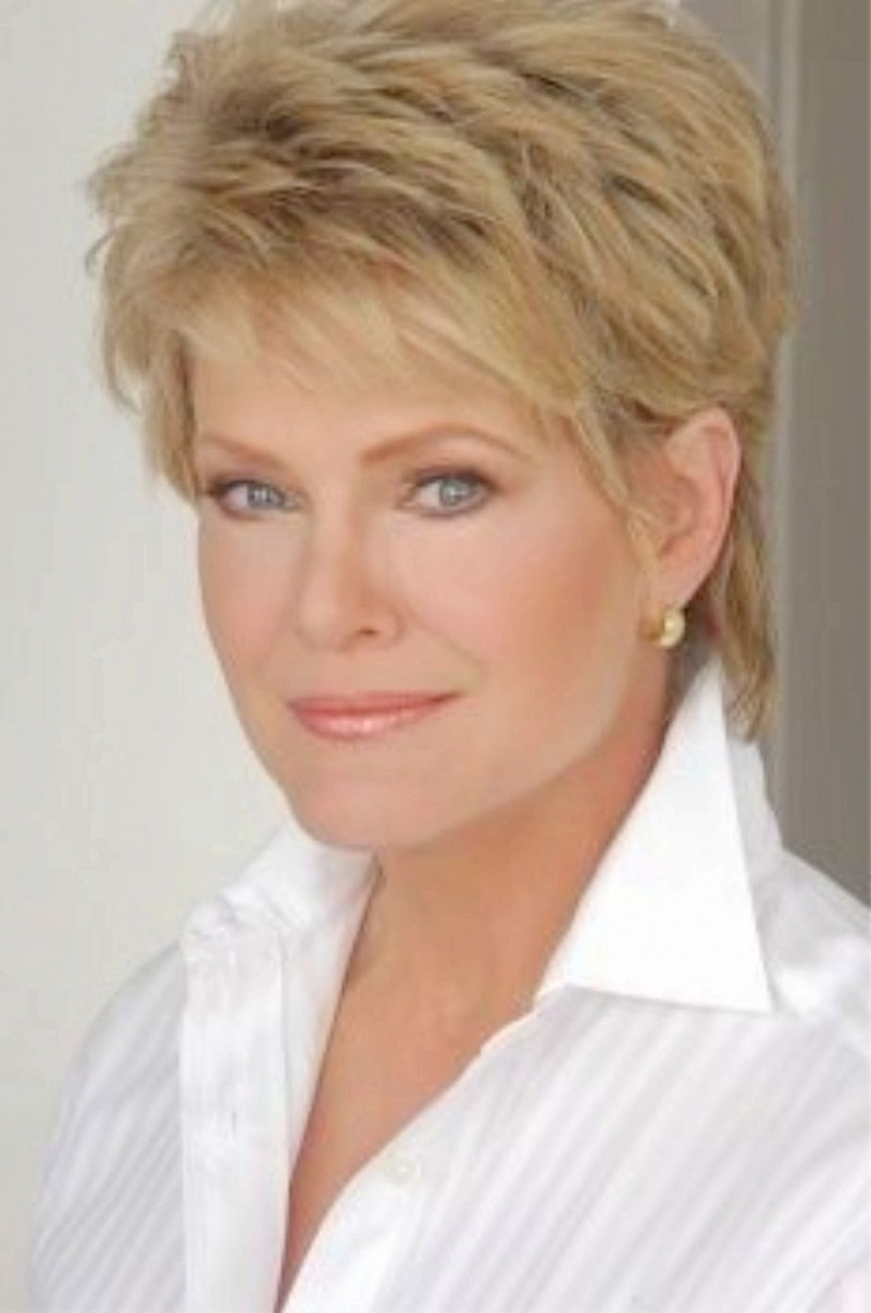 Trendy Short Haircuts For Older Women Look Fresh   Hairstyles Throughout Short Hairstyles For Mature Women (View 18 of 25)