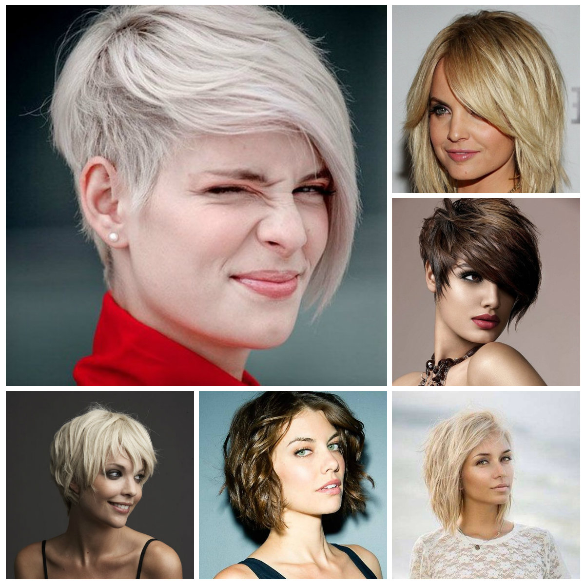 Trendy Short Haircuts – Trendy Hairstyles 2019 For Long, Medium And Throughout Trendy Short Hairstyles (View 20 of 25)