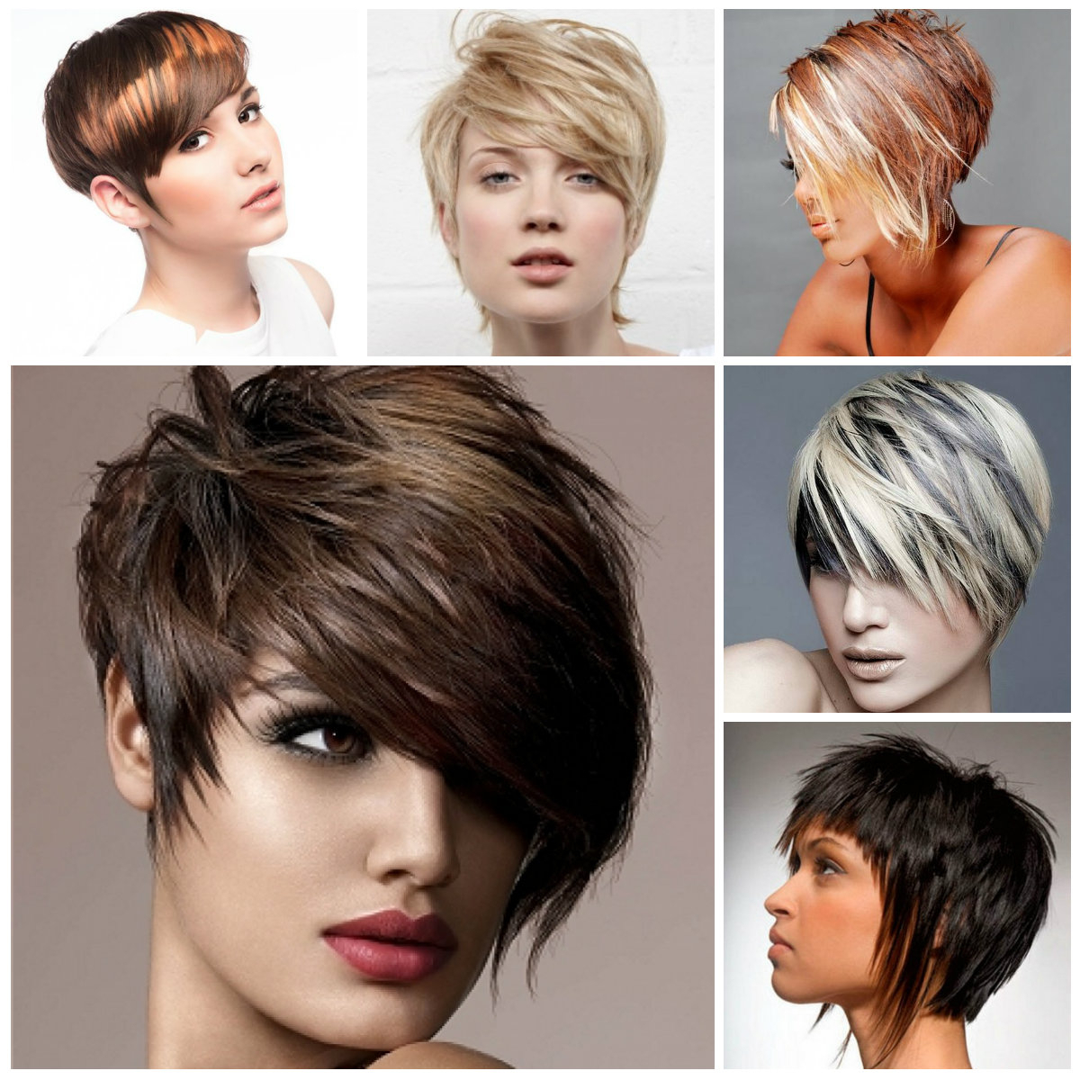 Trendy Short Hairstyles 2017 – Leymatson With Short Trendy Hairstyles For Women (View 14 of 25)