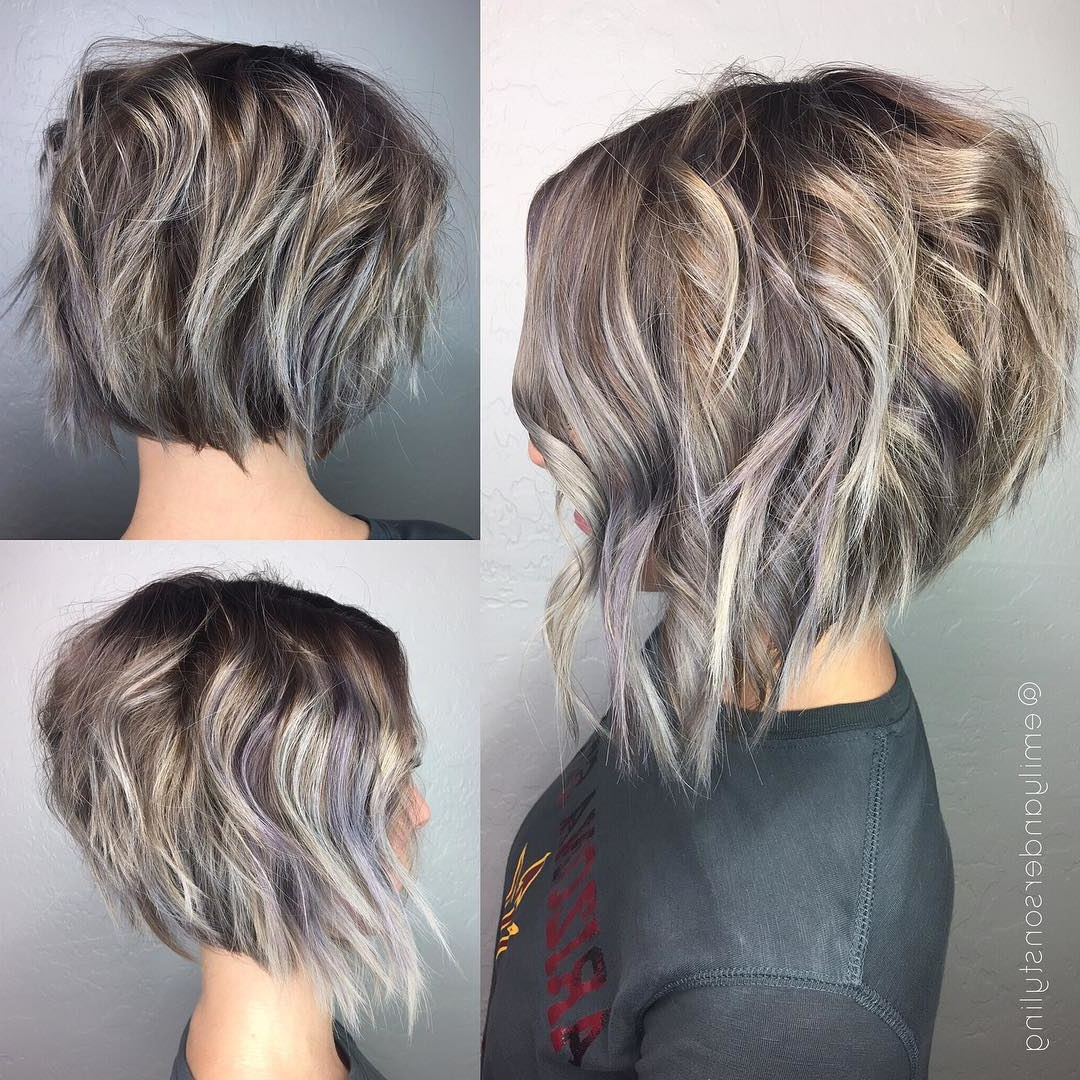 Trendy Short Hairstyles  (View 24 of 25)