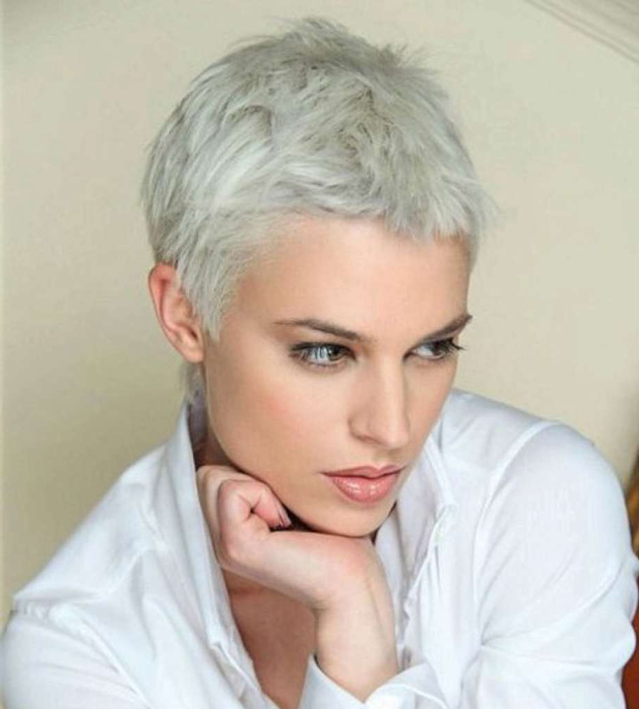 Trendy Short Hairstyles & Haircuts For 2016 – All For Fashions Regarding Trendy Short Hairstyles (View 21 of 25)