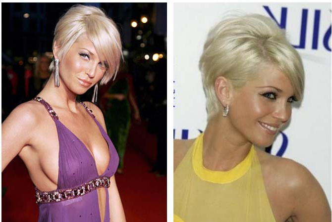 Trendy Short Hairstyles << Stacked Hairstyles Within Two Tone Stacked Pixie Bob Haircuts (View 16 of 25)