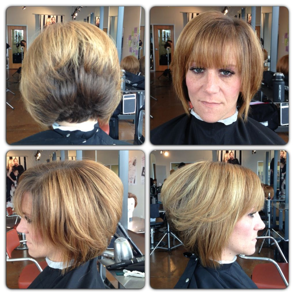 Triangular Graduation | Hair Cut Studio 2013 | Pinterest Throughout Graduation Short Hairstyles (View 25 of 25)