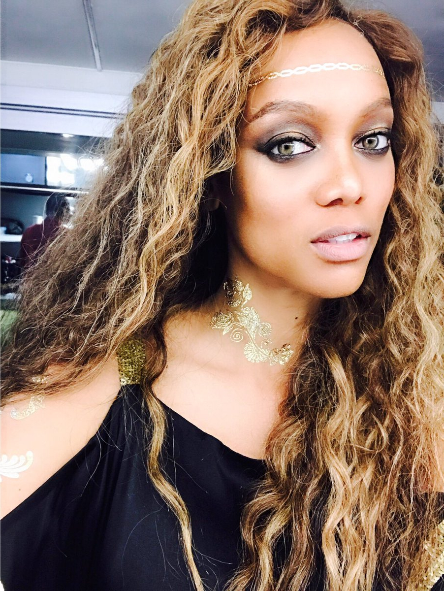"""Tyra Banks On Twitter: """"life's Too Short To Have Boring Hair Y'all For Tyra Banks Short Hairstyles (View 23 of 25)"""